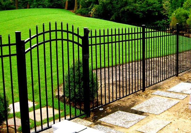 Aluminum Fence - Fence Installation in Chicago IL