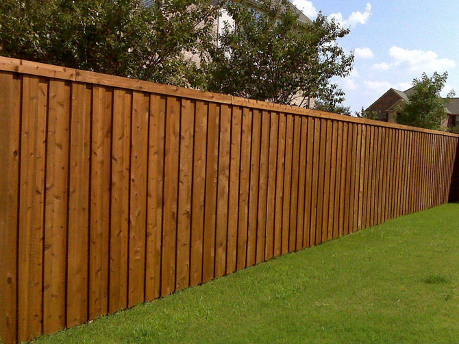 Wood Fence - Traditional Board and Baton Fence Installation in Mokena IL