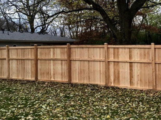 Wood Fence - Privacy Fence Installation in Tinley Park IL